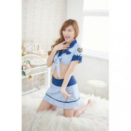 Cutie Sexy Police Costume