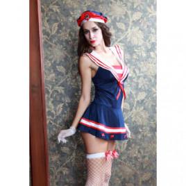 Vintage Shipmate Sailor Costume