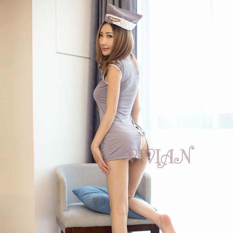 Sexy OL Secretary Uniform Costume