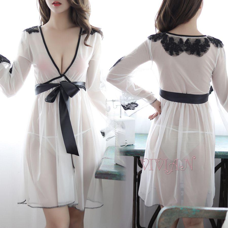 Pink Open Net Mini Dress
