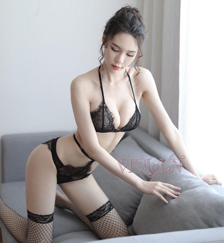 Fantasy Sexy Bra & Panty Garter Set
