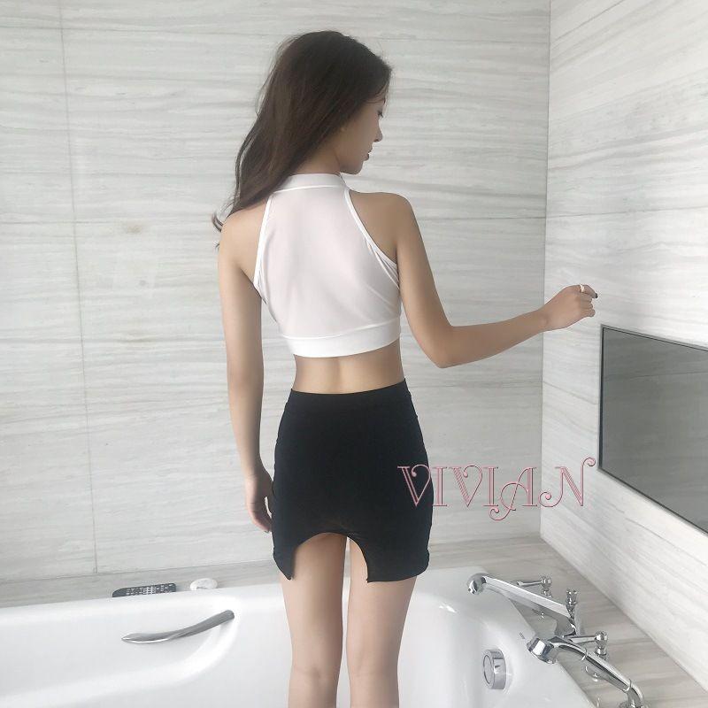 Flirt With Me Top & Skirt Set
