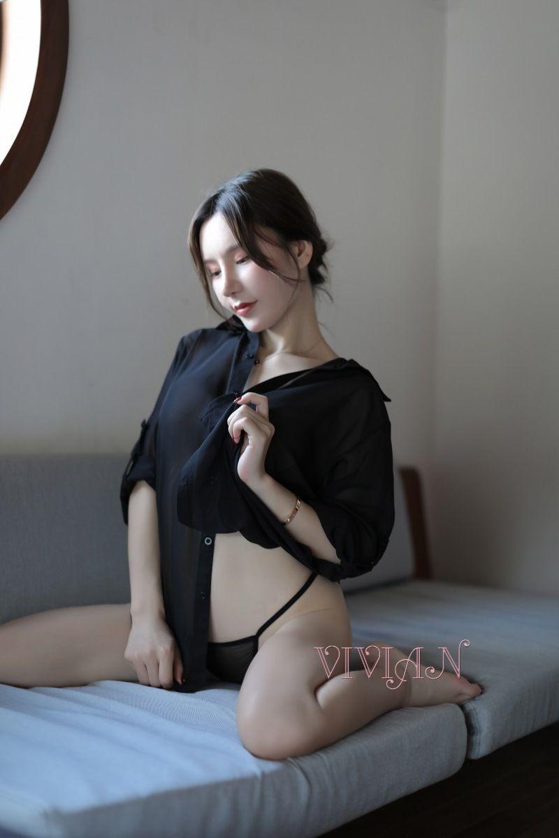 Black Allure Sexy Secretary Costume
